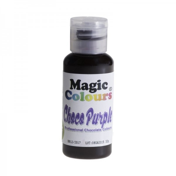 Magic Colours - Schokoladenfarbe - Lila / Violett - 32 g