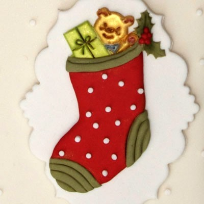 Patchwork Cutters - Christmas Stocking