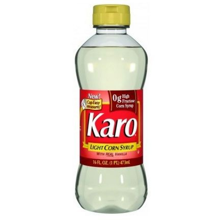 Karo Light - Maissirup - Glukosesirup - 473 ml - Corn Syrup