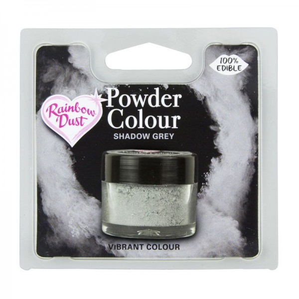 RD - Puderfarben Plain & Simple- Shadow Grey 3g