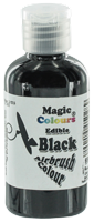 Magic Colours, Airbrush Farbe - Schwarz, 55 ml