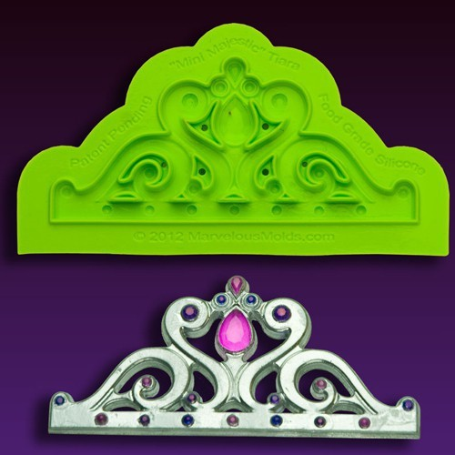 Marvelous Molds Majestic Tiara Form