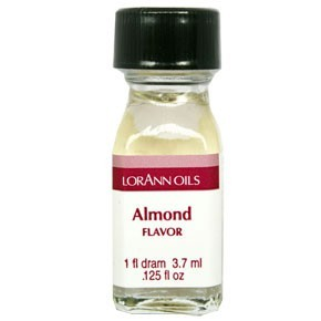 LorAnn - Super Strength Flavor Almond 3,7ml