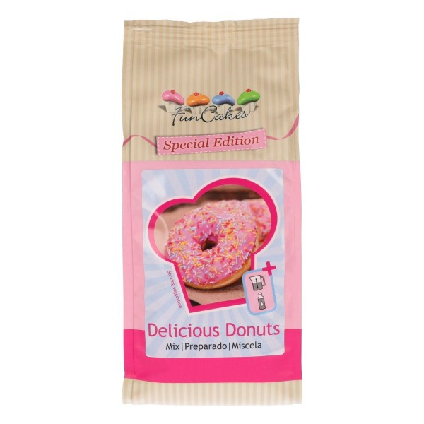 FunCakes - Special Edition Mix für Donuts  500 g