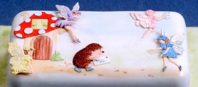 Patchwork Cutters - Fairies and Toadstools - Elfen Set - 9teilig