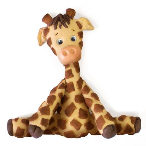 Katy Sue - Silikon Mould - Giraffe