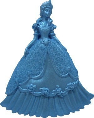 First Impressions Moulds -  Prinzessin