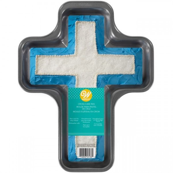 Wilton Backform - Kreuz - Cross Pan