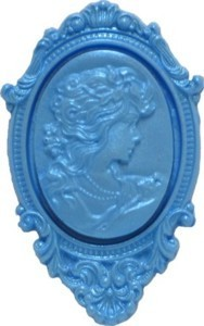 First Impressions Molds, Cameo - MN296
