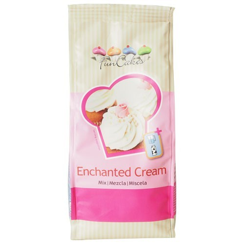 FunCakes - Mix für Enchanted Cream - Zaubercreme  450g