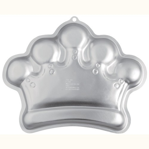 Wilton Backform - Krone - Crown Pan