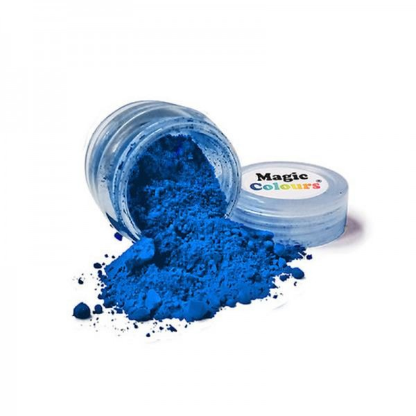 Magic Colours -  Edible Petal Dust - Indigo Blue 7 ml