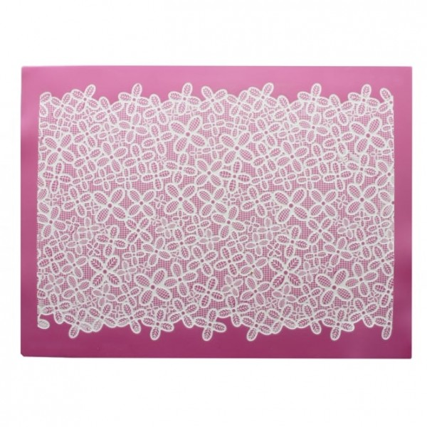 """Claire Bowman - Cake Lace Mat """"Victoriana"""""""