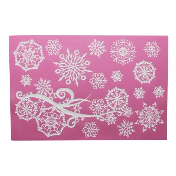 "Claire Bowman - Cake Lace Mat ""Crystal"""
