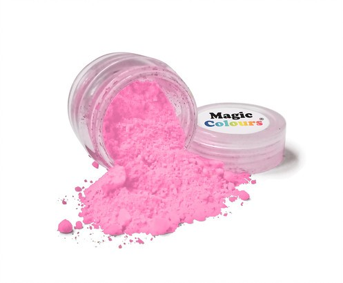Magic Colours - Edible Petal Dust - Baby Pink 8 ml