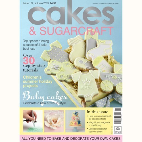 Cakes & Sugarcraft-Herbst/Winter 2013