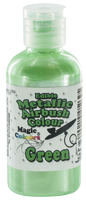 Magic Colours - Metallic Airbrush Farbe - Grün - Green - 55 ml