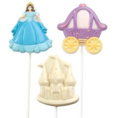 "Wilton - Lollipop / Candy Mould - ""Märchen"""