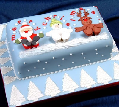 Patchwork Cutters - Christmas Novelty Set - 6teilig