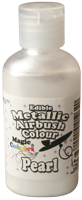 Magic Colours - Metallic Airbrush Farbe - Perlmutt - Pearl - 55 ml