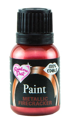 Rainbow Dust Metallic Farbe Firecracker, 25 ml