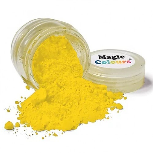Magic Colours - Edible Petal Dust - Summer Yellow 7 ml