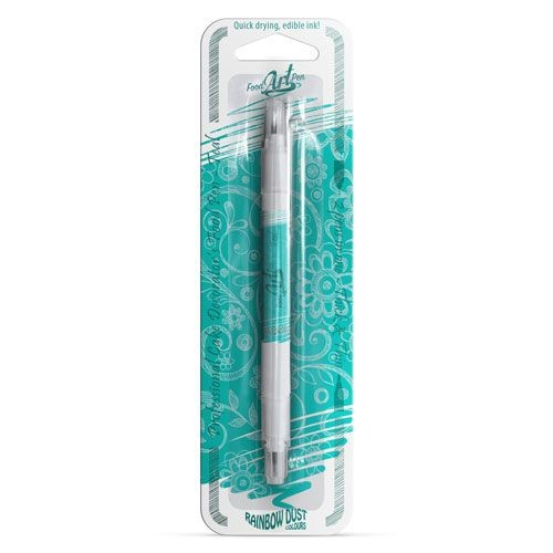 Rainbow Dust - Lebensmittel Farbstift Teal - Petrol