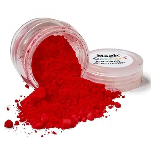 Magic Colours - Edible Petal Dust - Riding Hood 7 ml