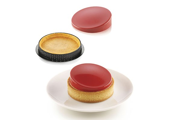 Silikomart - Backform - 3D Set Mini Torte Glam - Kit Mini Glam Tarte