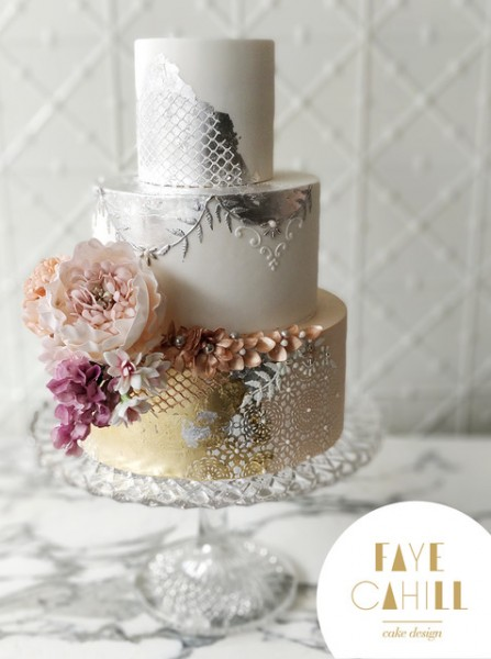 Master Class Faye Cahill - Luxe Boho Round Cake am 11.05.19 + 12.05.19 in Langenfeld