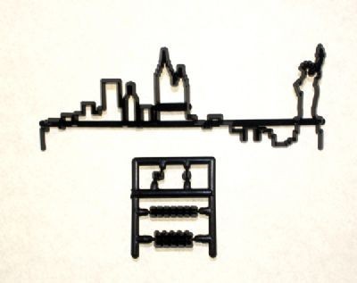 Patchwork Cutters - New York Skyline Set - 2teilig