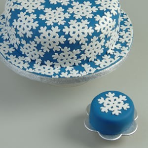 Patchwork Cutters - Large Snowflake