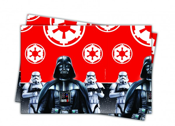 Star Wars - Final Battle Darth Vader - Tischdecke 120 x 180 cm