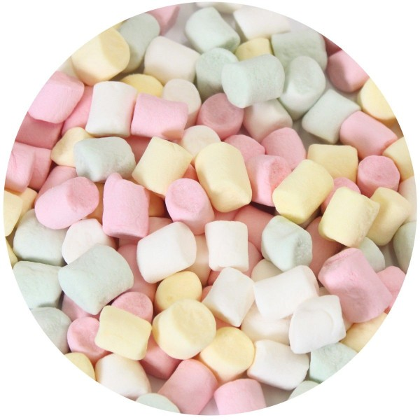 FunCakes - Mini  Marshmallows 50g