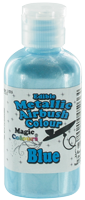 Magic Colours - Metallic Airbrush Farbe - Blue - Blau - 55 ml