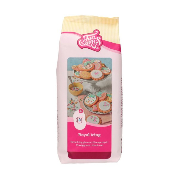 FunCakes - Mix für Royal Icing 900 g
