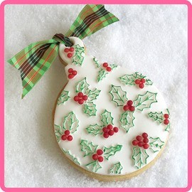 Katy Sue - Silikon Mould - Design Mat - Holly