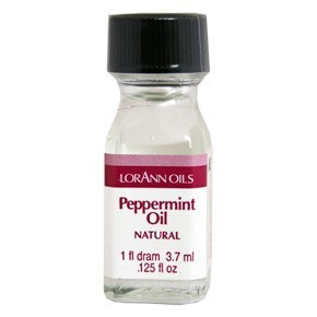 LorAnn - Peppermint Oil  Natural 3,7 ml