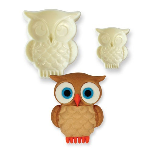 JEM Ausstecher/Mould - Eule - JEM Pop it Owl