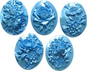First Impressions Moulds - Blumen Cameo