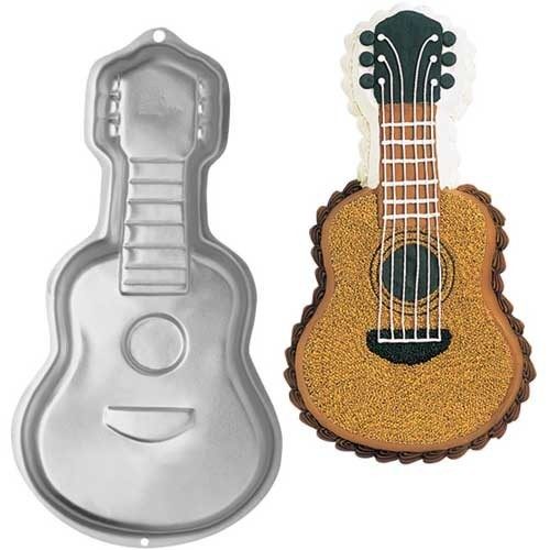 Wilton Backform - Gitarre Akustik - Baking Pan Guitar