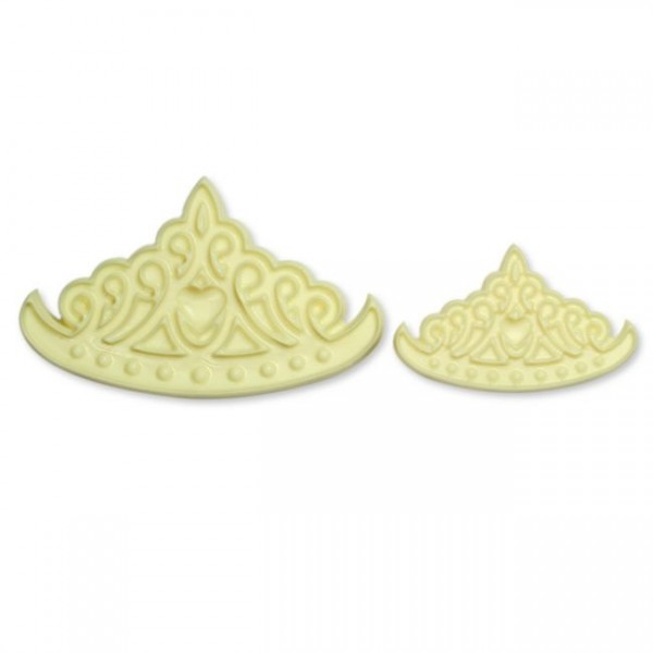 JEM Ausstecher/Mould - Krone - Pop It® Princess Tiara