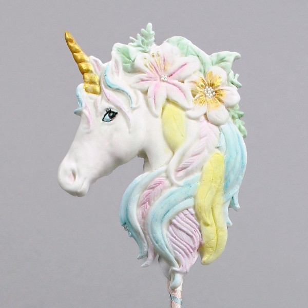 Katy Sue - Silikon Mould - Einhorn