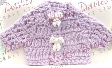 Karen Davies - Crochet Baby Jacket Mould