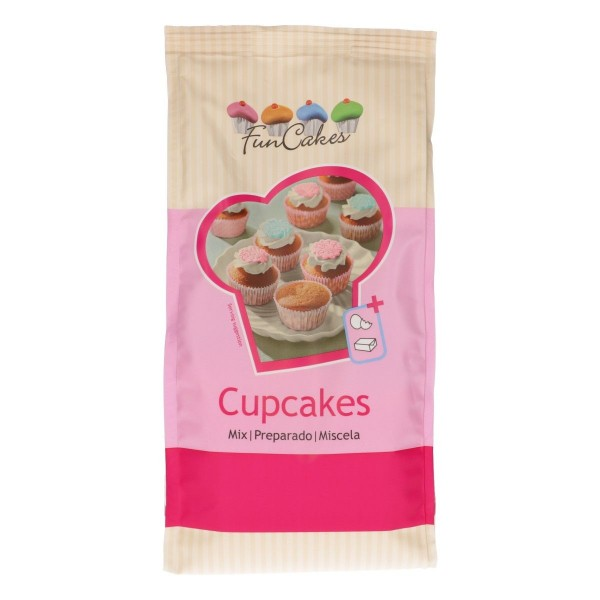 FunCakes - Backmischung Cupcakes 1Kg