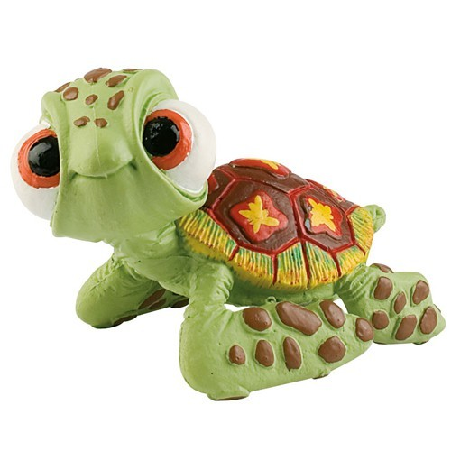 Disney Figur - Squirt/Crush - 5 cm - Findet Nemo