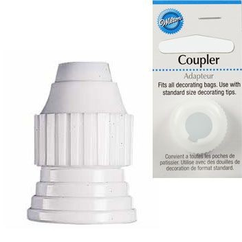Wilton - Adapter - Large - 2 teilig
