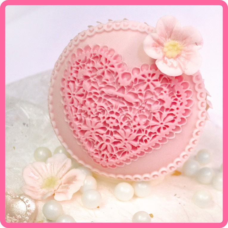 Heart Cake Pop Mould